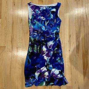 Muse Floral Dress - Size 4